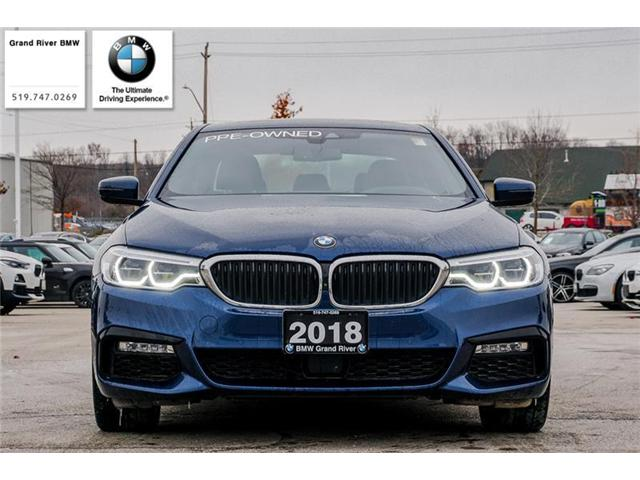 2018 BMW 540i xDrive (Stk: PW4617) in Kitchener - Image 2 of 22