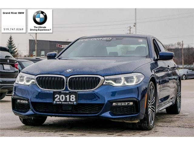 2018 BMW 540i xDrive (Stk: PW4617) in Kitchener - Image 3 of 22