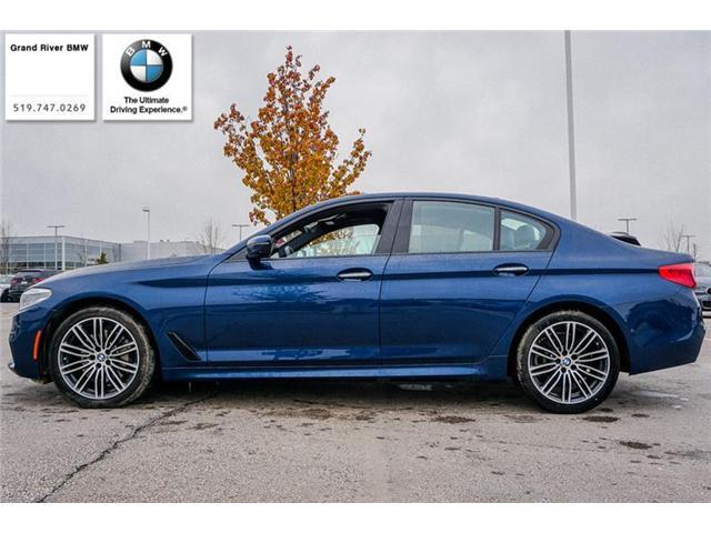 2018 BMW 540i xDrive (Stk: PW4617) in Kitchener - Image 4 of 22