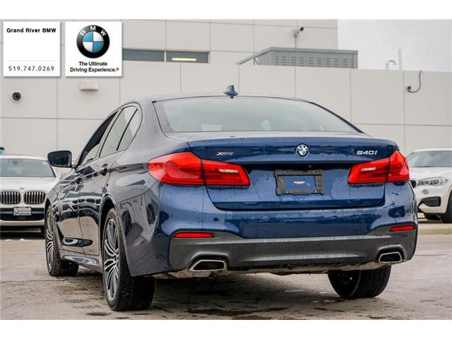 2018 BMW 540i xDrive (Stk: PW4617) in Kitchener - Image 5 of 22