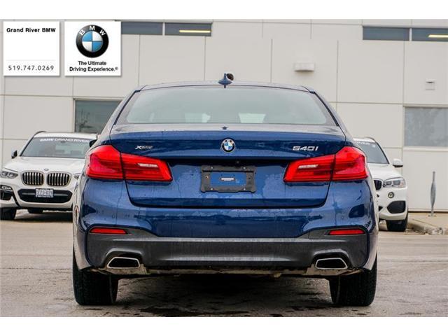 2018 BMW 540i xDrive (Stk: PW4617) in Kitchener - Image 6 of 22