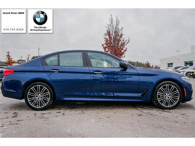 2018 BMW 540i xDrive (Stk: PW4617) in Kitchener - Image 8 of 22
