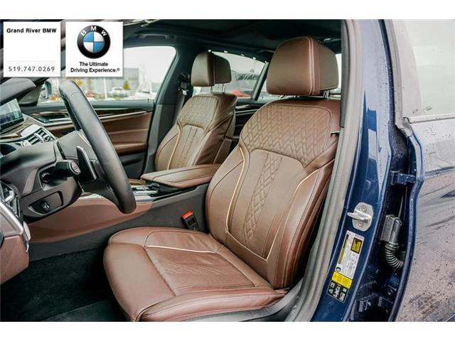 2018 BMW 540i xDrive (Stk: PW4617) in Kitchener - Image 9 of 22
