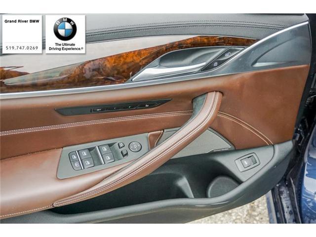 2018 BMW 540i xDrive (Stk: PW4617) in Kitchener - Image 11 of 22