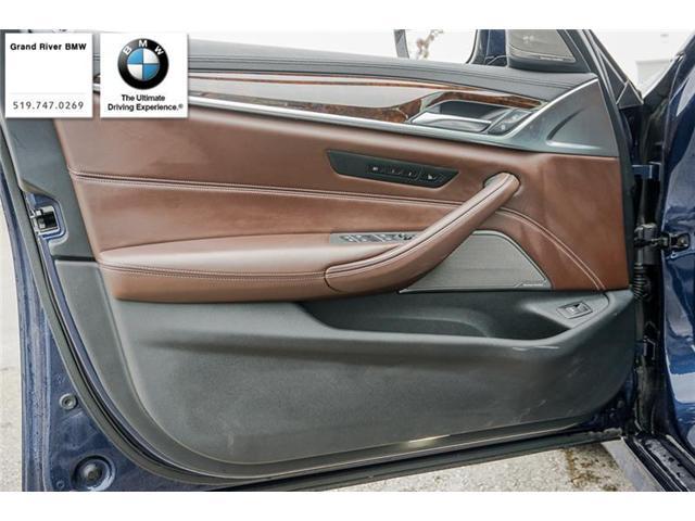 2018 BMW 540i xDrive (Stk: PW4617) in Kitchener - Image 12 of 22