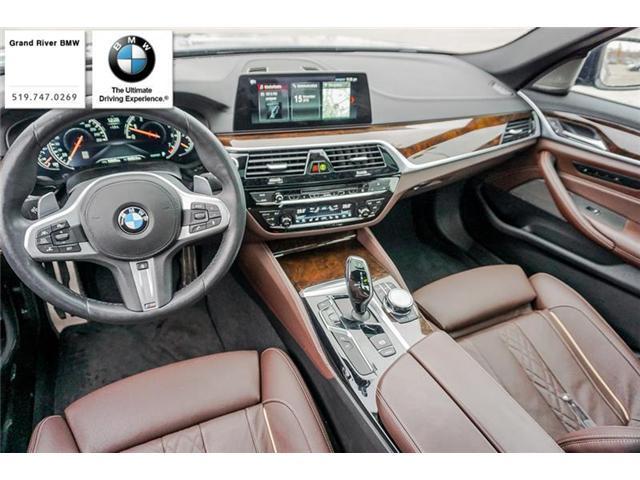 2018 BMW 540i xDrive (Stk: PW4617) in Kitchener - Image 13 of 22