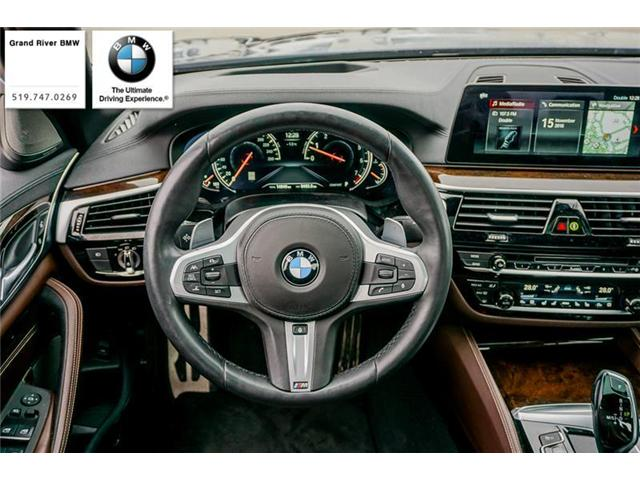 2018 BMW 540i xDrive (Stk: PW4617) in Kitchener - Image 14 of 22