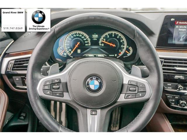 2018 BMW 540i xDrive (Stk: PW4617) in Kitchener - Image 16 of 22