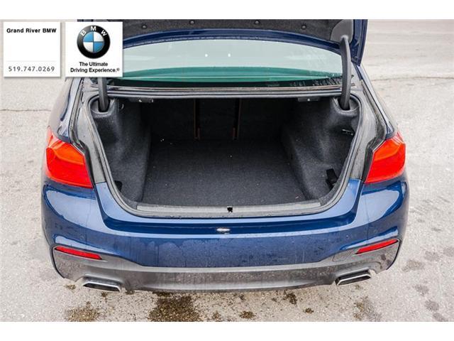 2018 BMW 540i xDrive (Stk: PW4617) in Kitchener - Image 20 of 22