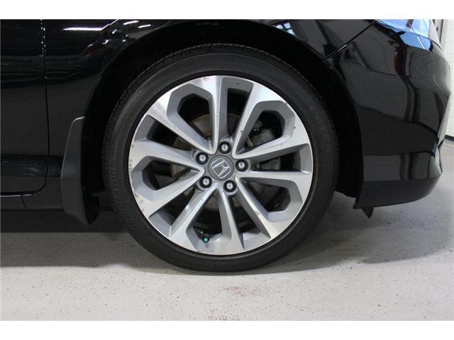 2014 Honda Accord EX-L-NAVI V6 (Stk: 800141) in Vaughan - Image 2 of 30