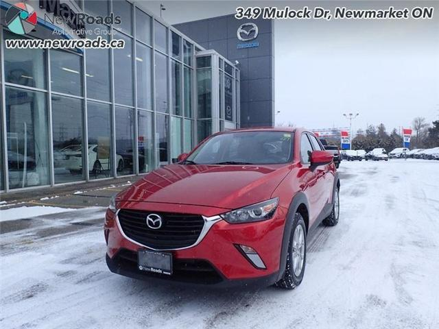 2016 Mazda CX-3 GS (Stk: 14091) in Newmarket - Image 1 of 30