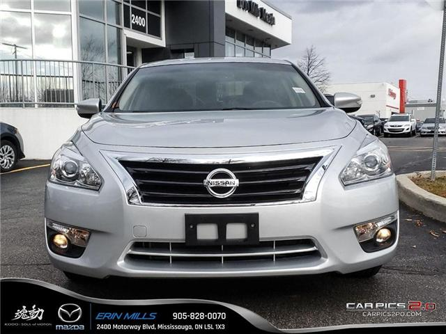 2015 Nissan Altima 2.5 SL (Stk: 25022A) in Mississauga - Image 2 of 19