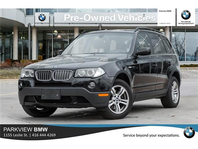 2007 BMW X3 3.0i (Stk: PP8185A) in Toronto - Image 1 of 19