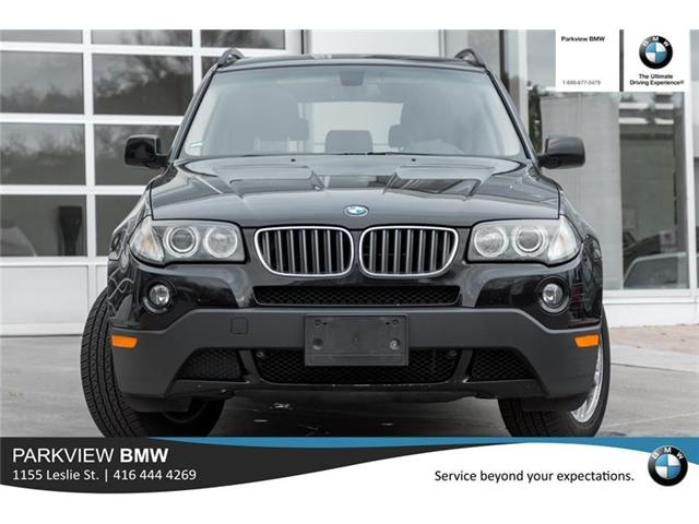 2007 BMW X3 3.0i (Stk: PP8185A) in Toronto - Image 2 of 19