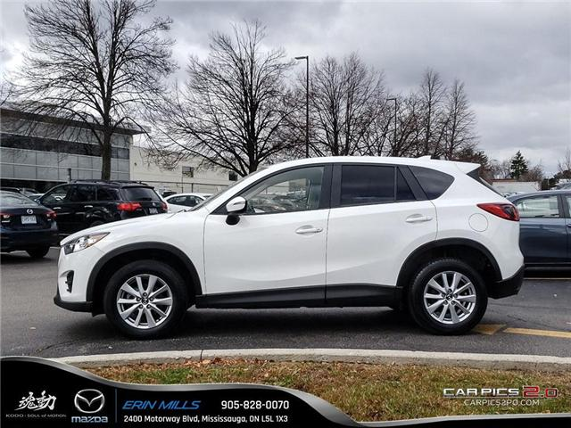 2016 Mazda CX-5 GX (Stk: 19-0013A) in Mississauga - Image 3 of 18