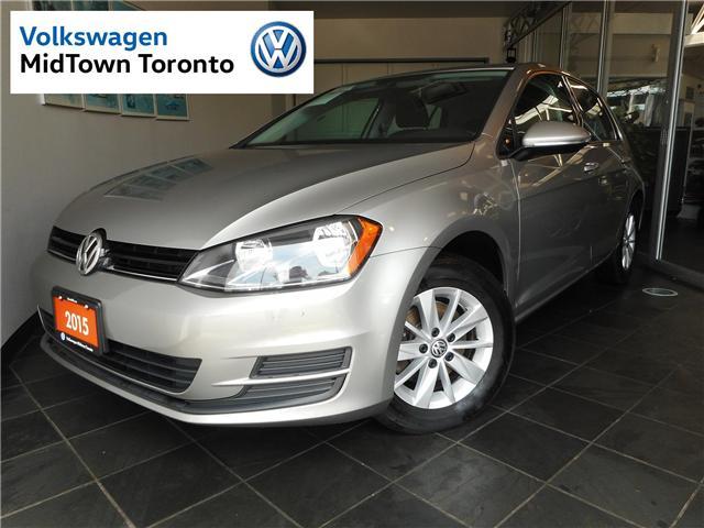 2015 Volkswagen Golf  (Stk: P7034) in Toronto - Image 1 of 28