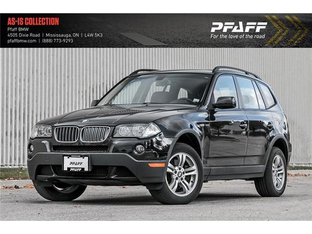 2008 BMW X3 3.0i (Stk: 21449A) in Mississauga - Image 1 of 7