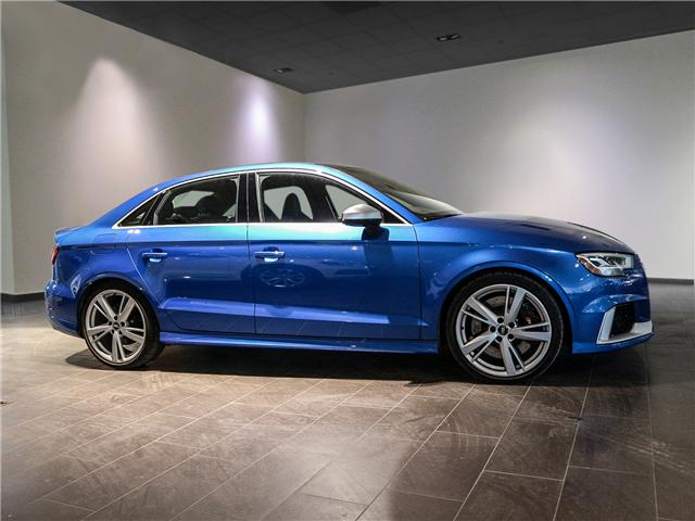 2018 Audi RS 3 2.5T (Stk: P2942) in Toronto - Image 4 of 29