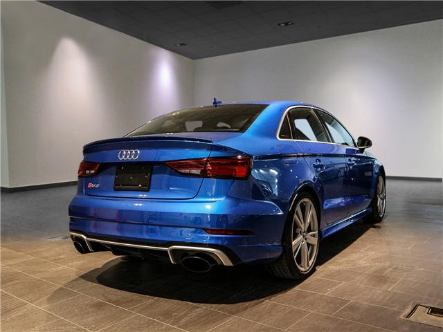 2018 Audi RS 3 2.5T (Stk: P2942) in Toronto - Image 5 of 29