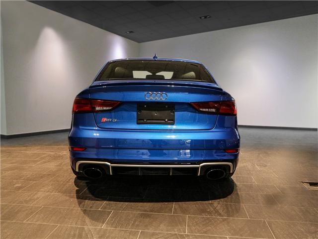 2018 Audi RS 3 2.5T (Stk: P2942) in Toronto - Image 6 of 29
