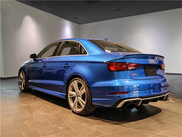 2018 Audi RS 3 2.5T (Stk: P2942) in Toronto - Image 7 of 29