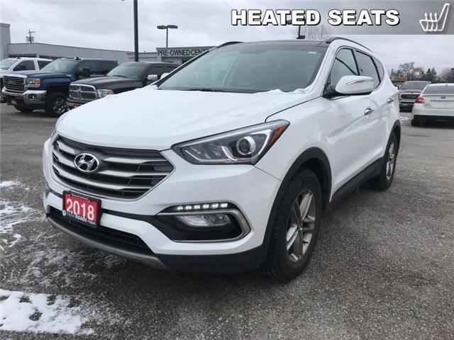 2018 Hyundai Santa Fe Sport 2.4 SE (Stk: 23729P) in Newmarket - Image 1 of 21