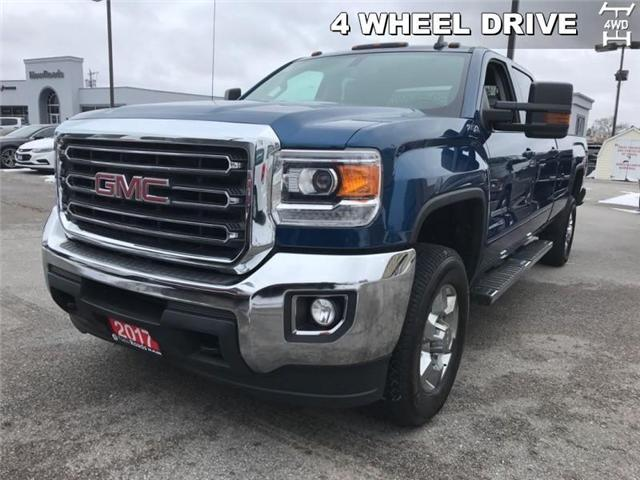 2017 GMC Sierra 2500HD SLE (Stk: 23736P) in Newmarket - Image 1 of 18