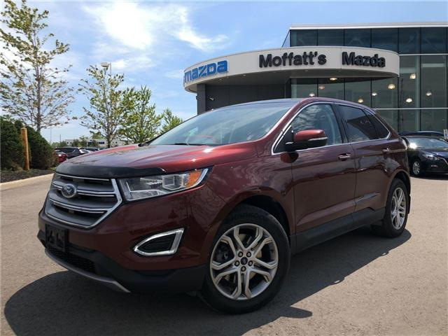 2016 Ford Edge Titanium (Stk: 26766) in Barrie - Image 1 of 21