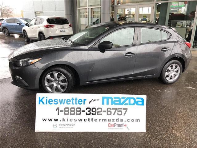 2015 Mazda Mazda3 GX (Stk: U3716) in Kitchener - Image 3 of 25