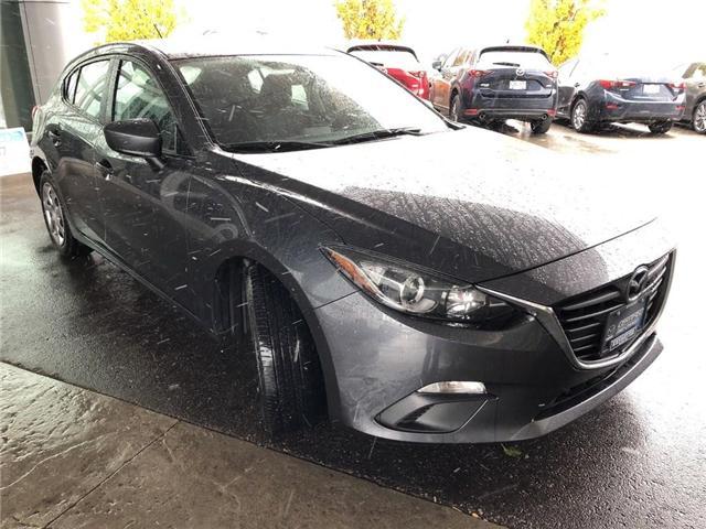 2015 Mazda Mazda3 GX (Stk: U3716) in Kitchener - Image 9 of 25