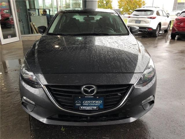 2015 Mazda Mazda3 GX (Stk: U3716) in Kitchener - Image 10 of 25