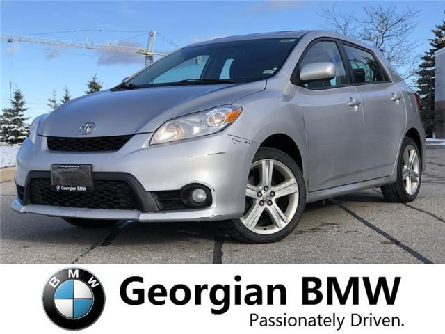 2012 Toyota Matrix Base (Stk: B18399-1) in Barrie - Image 1 of 12