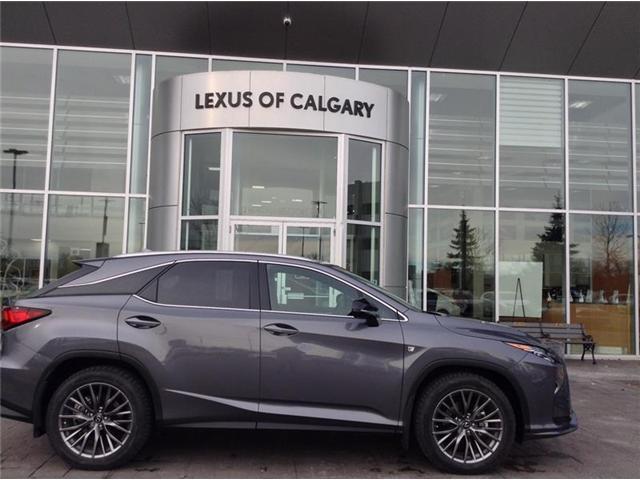 2019 Lexus RX 350 Base (Stk: 190104) in Calgary - Image 1 of 9