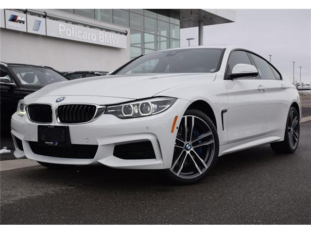 2019 BMW 440i xDrive Gran Coupe  (Stk: 9M75992) in Brampton - Image 1 of 12