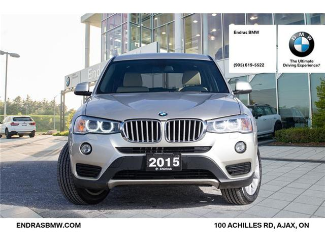 2015 BMW X3 xDrive28i (Stk: P5646) in Ajax - Image 2 of 18