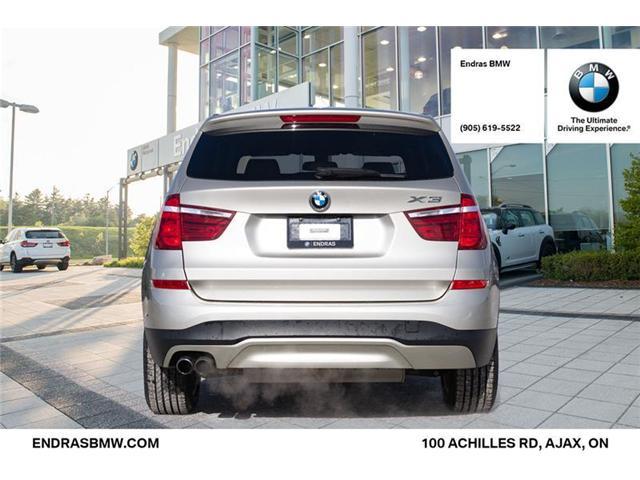 2015 BMW X3 xDrive28i (Stk: P5646) in Ajax - Image 5 of 18