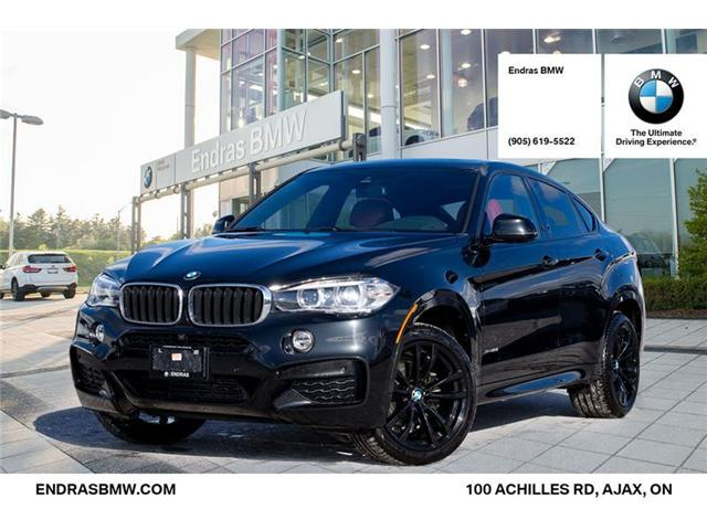 2018 BMW X6 xDrive35i (Stk: P5673) in Ajax - Image 1 of 22