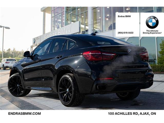 2018 BMW X6 xDrive35i (Stk: P5673) in Ajax - Image 4 of 22