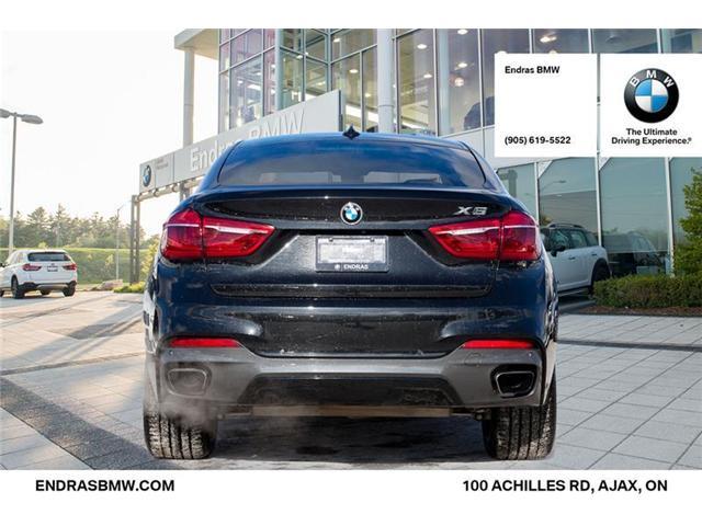 2018 BMW X6 xDrive35i (Stk: P5673) in Ajax - Image 5 of 22