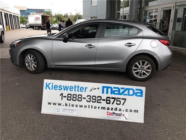 2015 Mazda Mazda3 GS (Stk: U3655) in Kitchener - Image 1 of 30