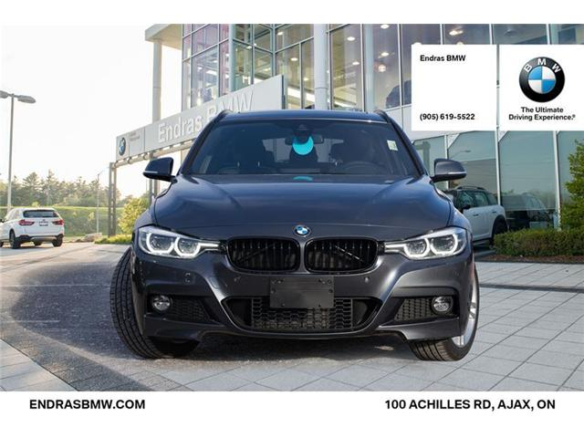 2019 BMW 330i xDrive Touring (Stk: 35381) in Ajax - Image 2 of 22