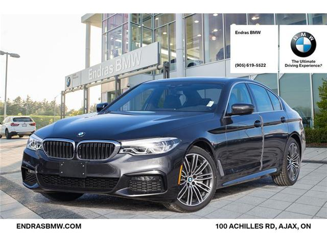 2019 BMW 530i xDrive (Stk: 52416) in Ajax - Image 1 of 22