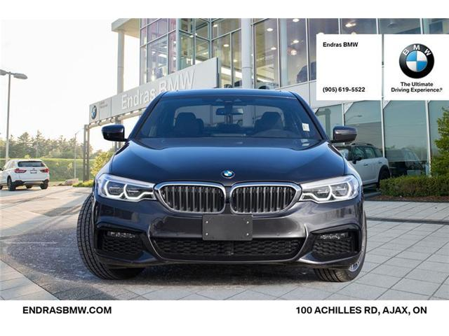 2019 BMW 530i xDrive (Stk: 52416) in Ajax - Image 2 of 22