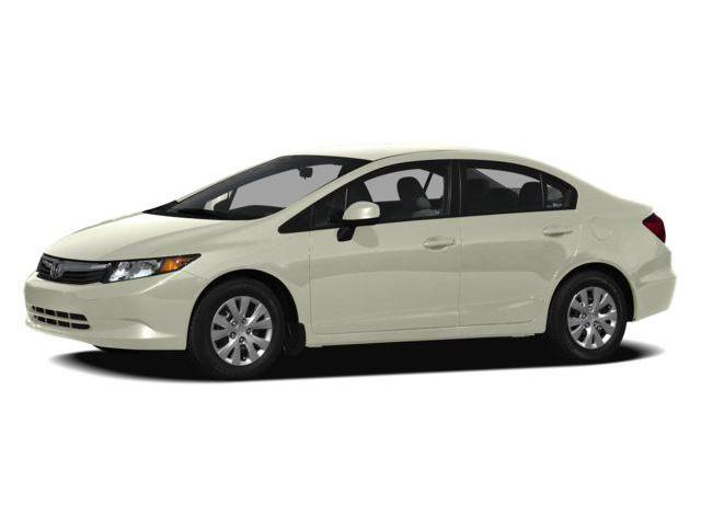 2012 Honda Civic LX (Stk: 134021A) in Edmonton - Image 1 of 1