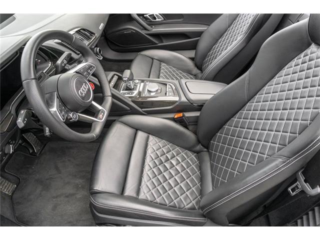 2017 Audi R8 5.2 V10 (Stk: U0709) in Calgary - Image 7 of 12