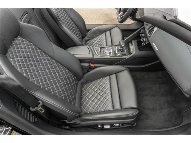 2017 Audi R8 5.2 V10 (Stk: U0709) in Calgary - Image 8 of 12