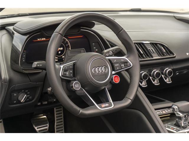 2017 Audi R8 5.2 V10 (Stk: U0709) in Calgary - Image 9 of 12