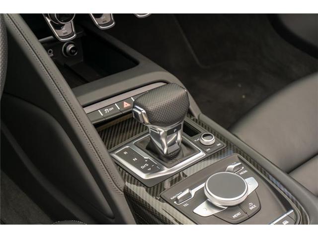 2017 Audi R8 5.2 V10 (Stk: U0709) in Calgary - Image 10 of 12