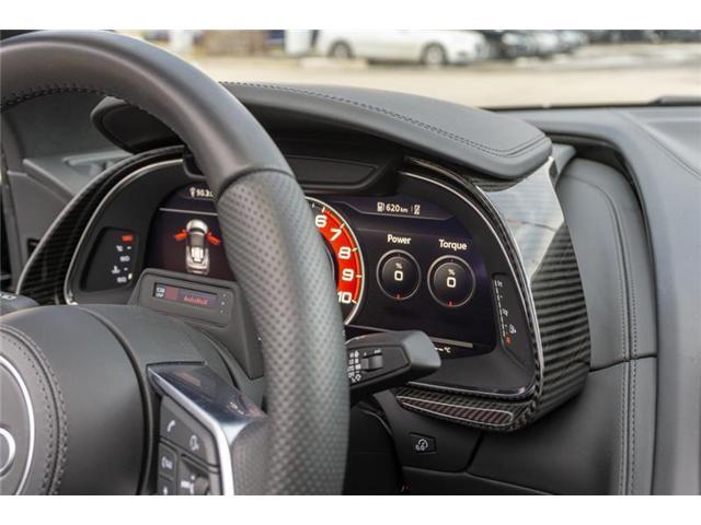 2017 Audi R8 5.2 V10 (Stk: U0709) in Calgary - Image 11 of 12