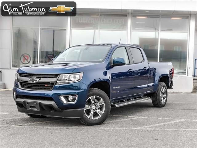 2019 Chevrolet Colorado Z71 (Stk: 190167) in Ottawa - Image 1 of 21